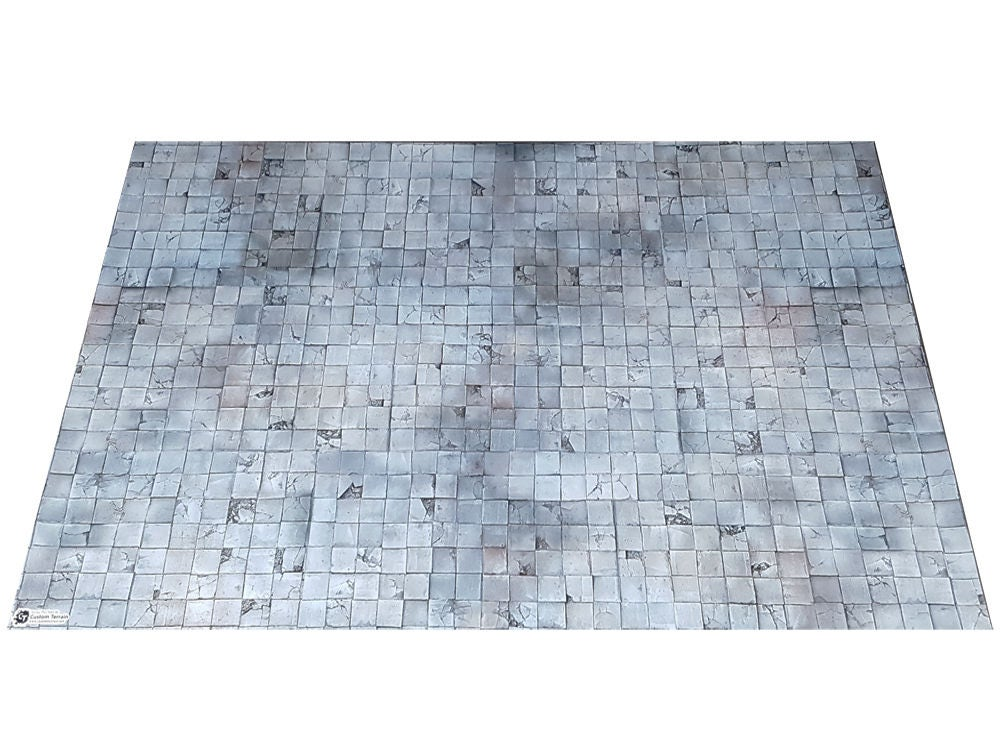 2 X3 Dungeon Tiles Playmat Rpg Game Mat For