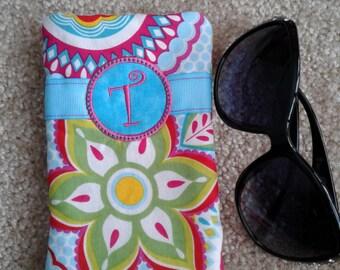 T - Eye glass case, eyeglass holder, Sunglasses