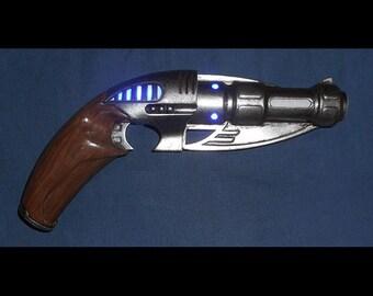 Doctor Who / Jack Harkness Sonic Squareness Gun /Banana Gun *Working*