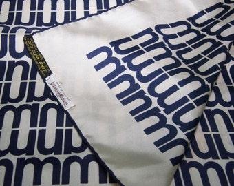Vintage Authentic Neiman Marcus NM Silk Scarf