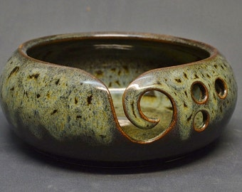 Yarn Bowl/Knitting Bowl-Available Now
