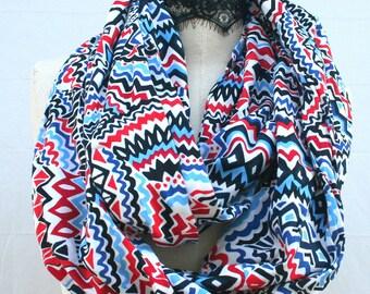 Gift for  women gift, Boho infinity scarf scarfs scarves, handmade winter scarf, PiYOYO
