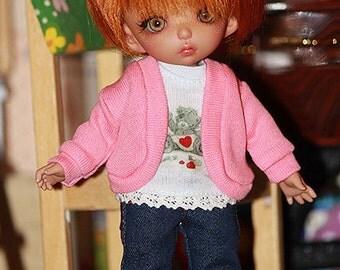 pants t-shirts jacket for puki fee girl