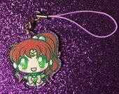 "Sailor Jupiter 1.5"" Charm or Keychain"
