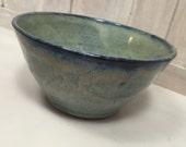 Ceramic Bowl - Cosmic Rainful Handmade Pottery - Home Decor