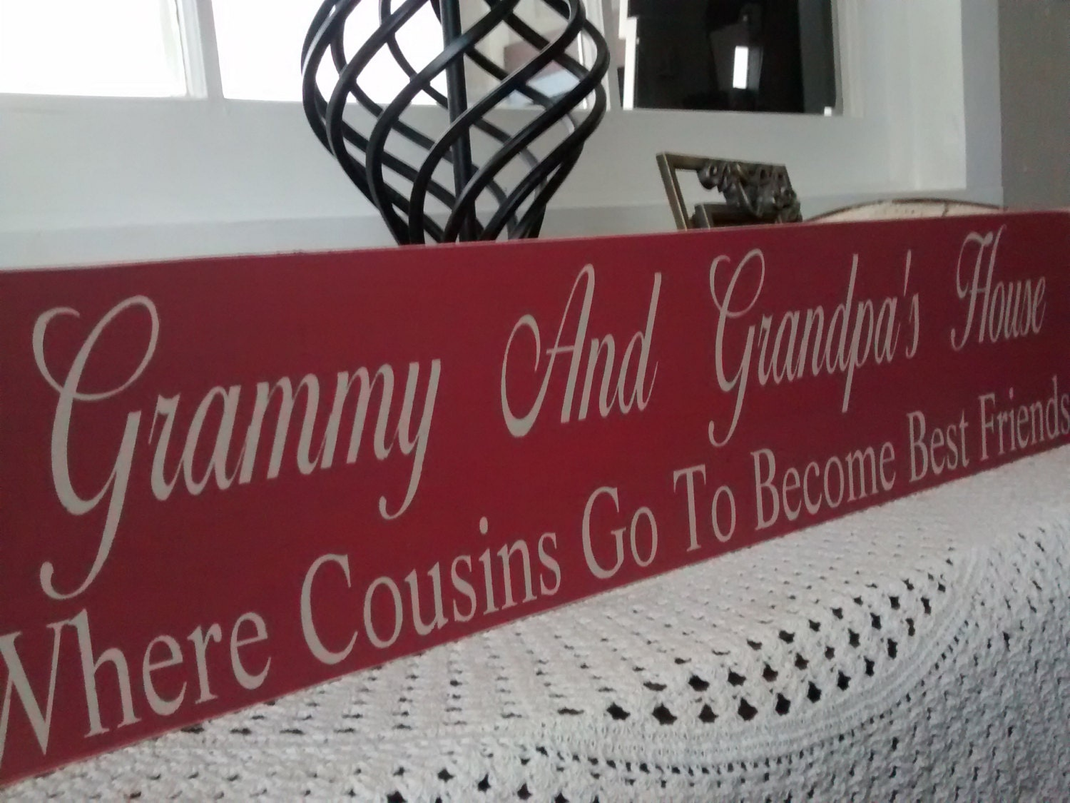 Create Your Own Wood Sign Grandparents Sign Nana And Papa