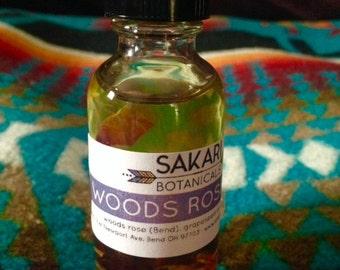 Organic Wild Rose Oil