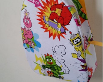 Yo Gabba Gabba Toddler backpack