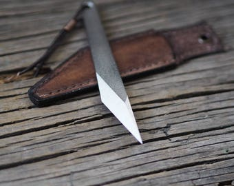 Kiridashi knife, carving knife, neck knife, edc knife