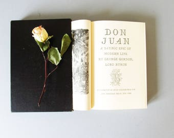 Vintage Don Juan by Lord Byron