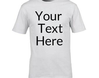 Custom t-shirt design.