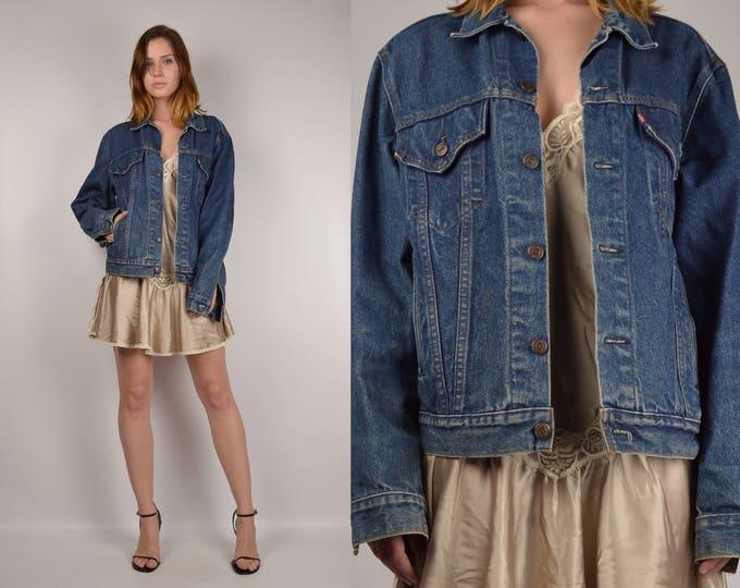 Perfect Vintage Levi's Jean Jacket
