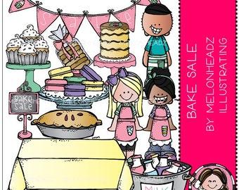 Bake Sale clip art