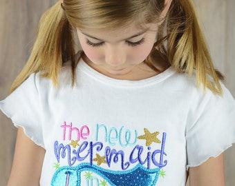 New Mermaid in Kindergarten, Kindergarten Rocks, Kindergarten Shirt, Kindergarten, First Day of School, Back to School, Last Day of School