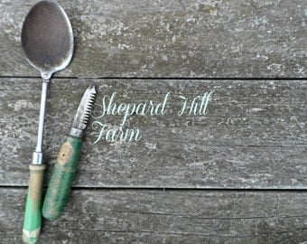 Cooking Utensils Barn Wood Art DIGITAL Download Styled Photography Primitive Rustic Country Background Graphics Mockup COMMERCIAL LICENSE