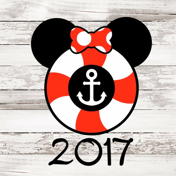 INSTANT DOWNLOAD Disney Family Vacation Crise Lifesaver 2017 Shirts Printable DIY Iron On to Tee T-Shirt Transfer - Digital File