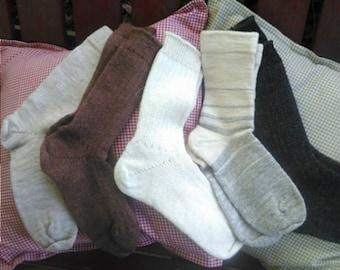 Custom Ordered Shetland 1910 Socks