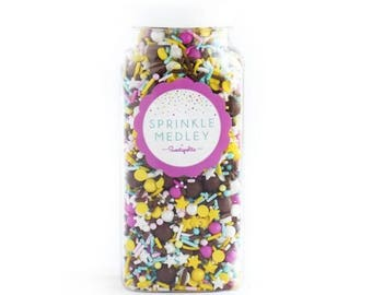 Sweetapolita Sprinkles Medley- Cake Shop 2.9 oz. & 5.8 oz.