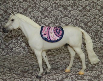 Traditional Saddle Pad - Breyer Model Horse