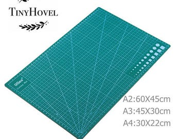 Durable Cutting Mat, Best for Leather Crafting,Quilting Sewing Projects,Leather cutting mat,rubber mat