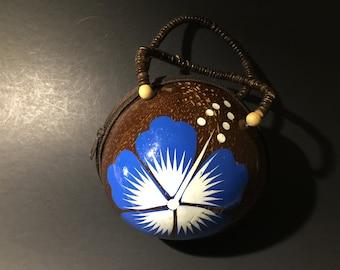 Vintage Coconut Handbag