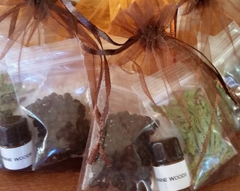 Maine Woods Natural Foot Soak with Local Cedar and Elderberries