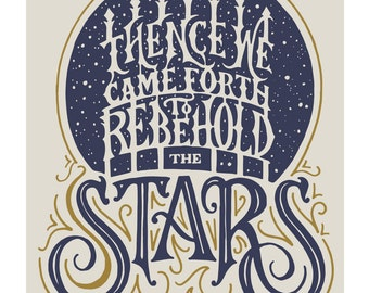 Rebehold the Stars