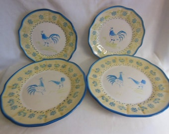 MSE Martha Stewart Roster Plates offers considered