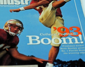 Florida State Football Sports Illustrated Issue #115 (B)