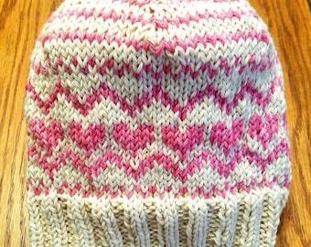 Winter Love Hat