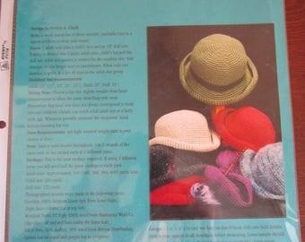 Crocheted Crusher Hat