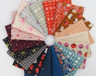 Yours Truly Fat Quarter Bundle - 18 Fat Quarters - 4.5 Yards Total