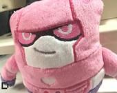 Valentine's Megatron Plush - D -