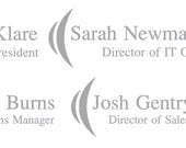 Custom Etched Glass Decals for Sarah