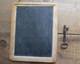 Vintage Blackboard Chalkboard Slateboard Made in Portugal