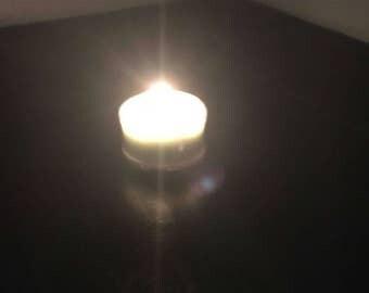 6pk Soy Tea lights
