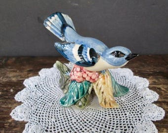 Stangl Blue Warbler #3456