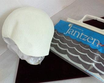 Vintage Ladies Jantzen Swim Cap