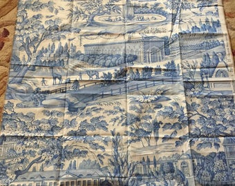 Brunschwig & Fils Toile Zarafa Fabric By Charlotte Moss