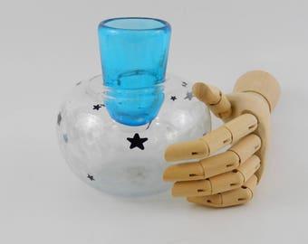 Hand blown art glass