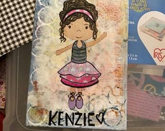Personalized Childrens Artwork