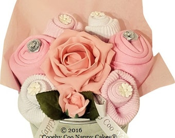 New Baby Small Baby Clothes Bouquet