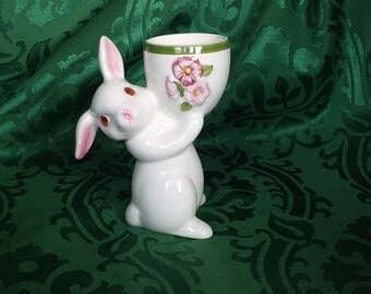 AVON Bunny Egg Cup 1981