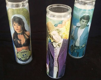 Prayer candles celebrities lost in 2016 RIP free shipping