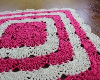 Crochet Virus Blanket Pattern, Blanket Pattern, Virus Afghan Pattern
