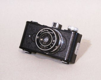 Falcon Miniature 50mm Camera - 1930's-1940's - Utility Mfg Co New York