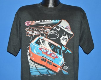 90s Richard Petty STP Motorsports t-shirt Large