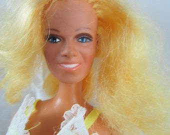 "MEGO Lemonade Doll Candi Friend HTF 11.5"" VTG 1980"