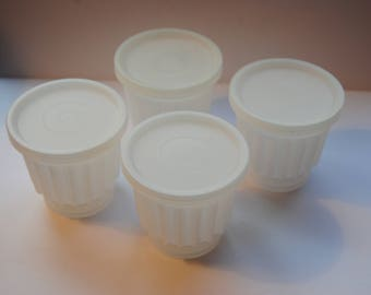 Vintage Jello Molds/Vintage Tupperware/Lot of 4/Vintage Kitchen