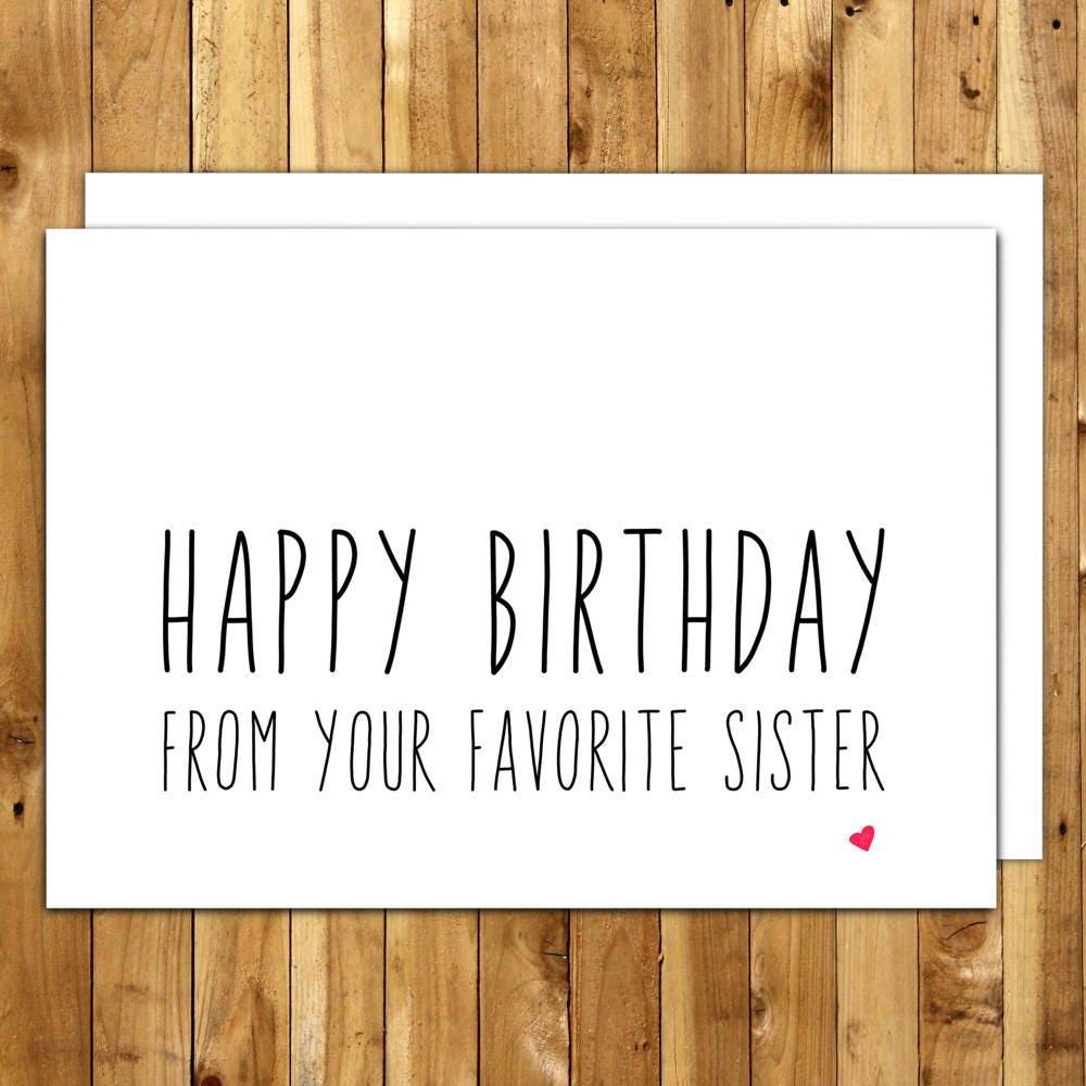 sister birthday sex